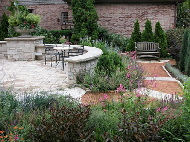 Ordinaire Natural Stone Patio