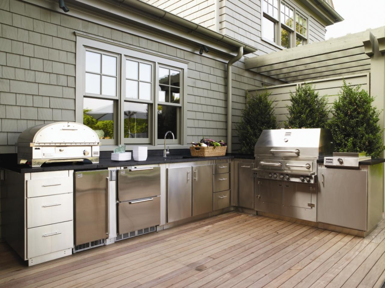 Outdoor Kitchen Trends Diy