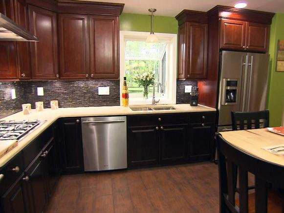 Planning a Kitchen Layout With New Cabinets | DIY