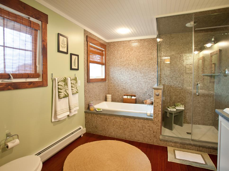 Planning A Bathroom Remodel Consider The Layout First: Blog Cabin Bathrooms: Elements Of Design