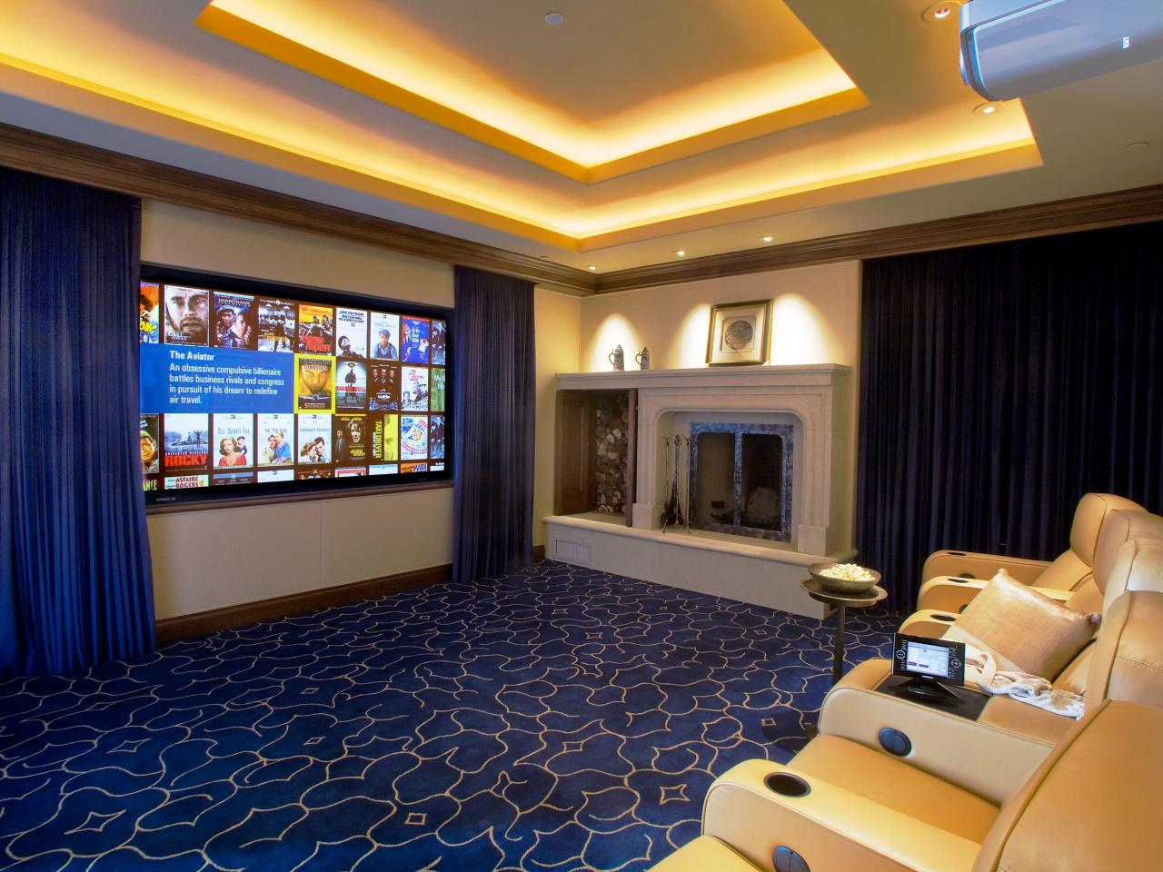 Tips For Designing The Ultimate Media Room
