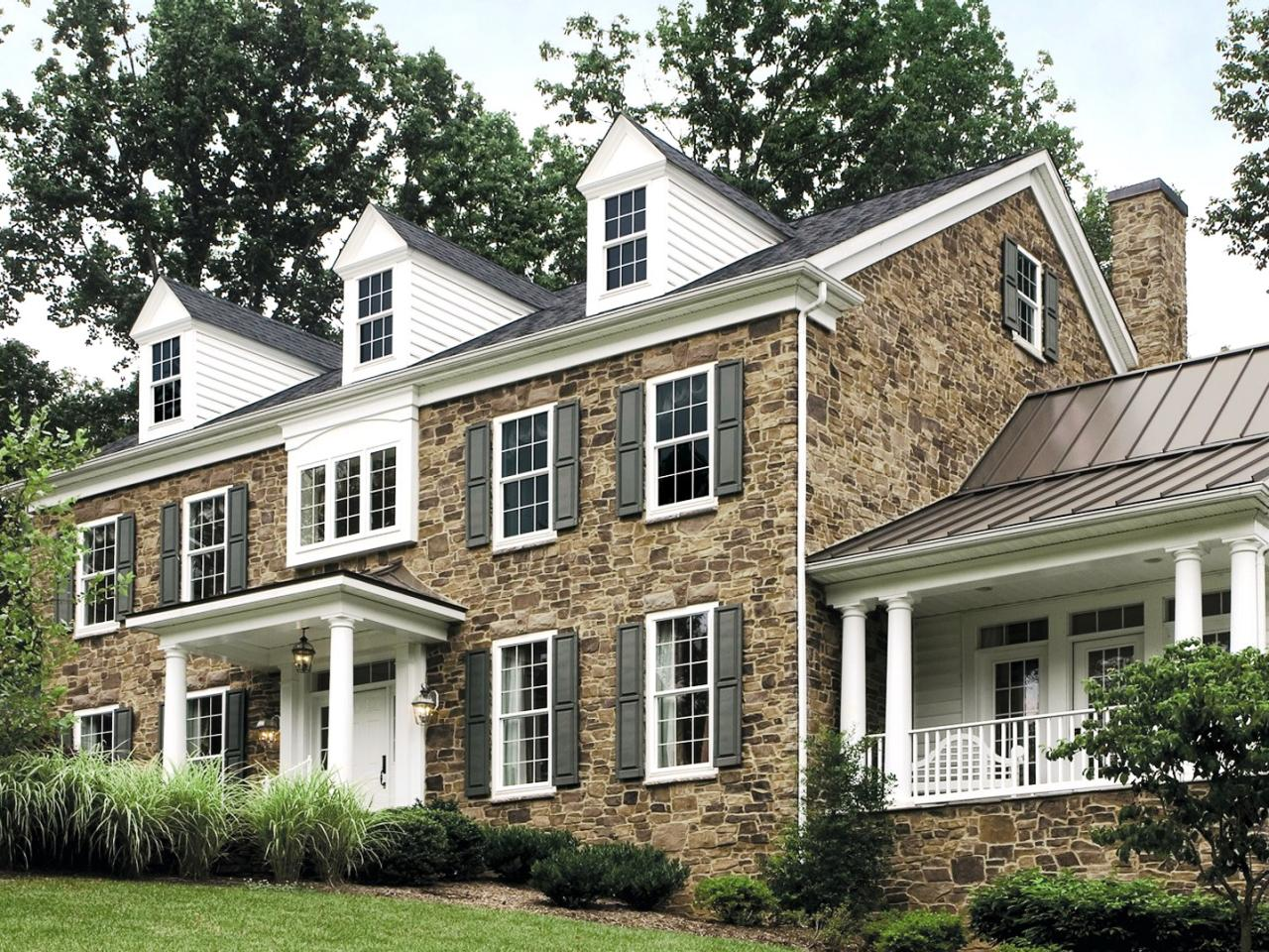 Rock For House Exterior : Buyer s guide for exterior siding diy
