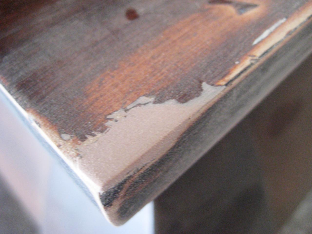 Score Wood Surface