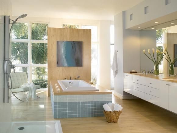 Tips for Your Master Bath