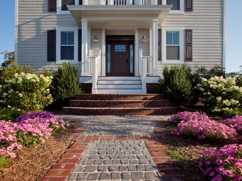 How to Install a Cobblestone Walkway