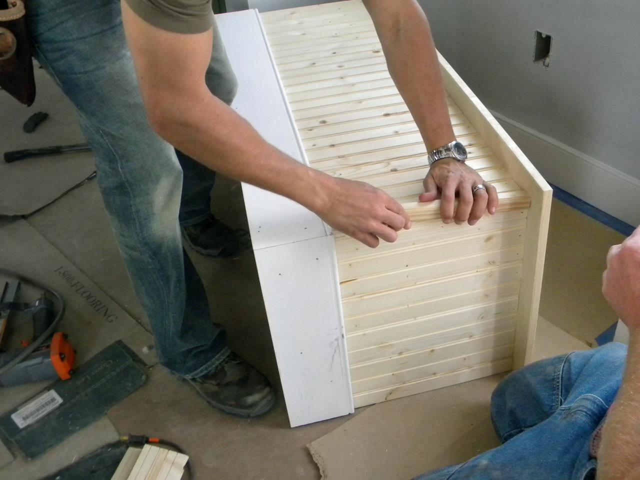 How to Build a Window Bench Seat | how-tos | DIY