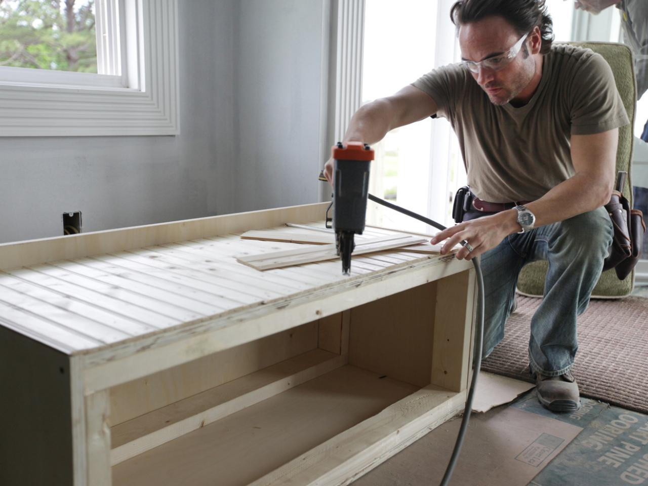 Window Bench Part - 32: Fit The Bench To The Window