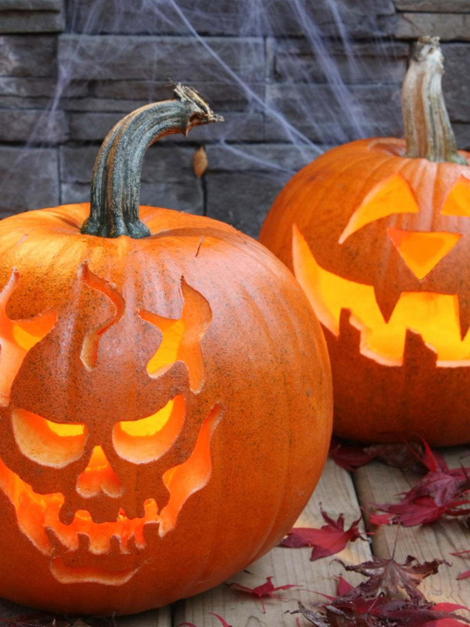 Traditional pumpkin carving ideas diy
