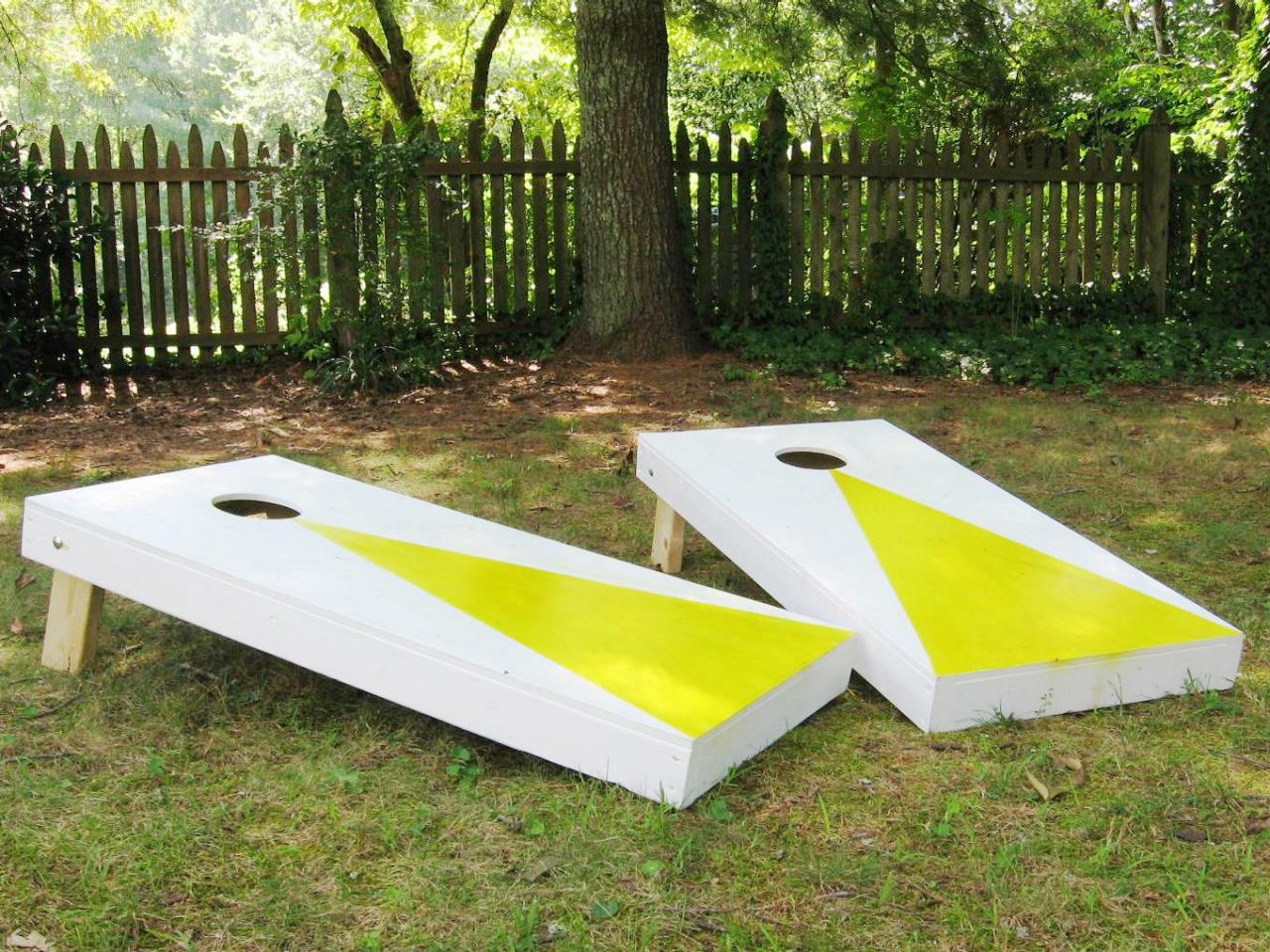 how to build a regulation cornhole set - Cornhole Design Ideas