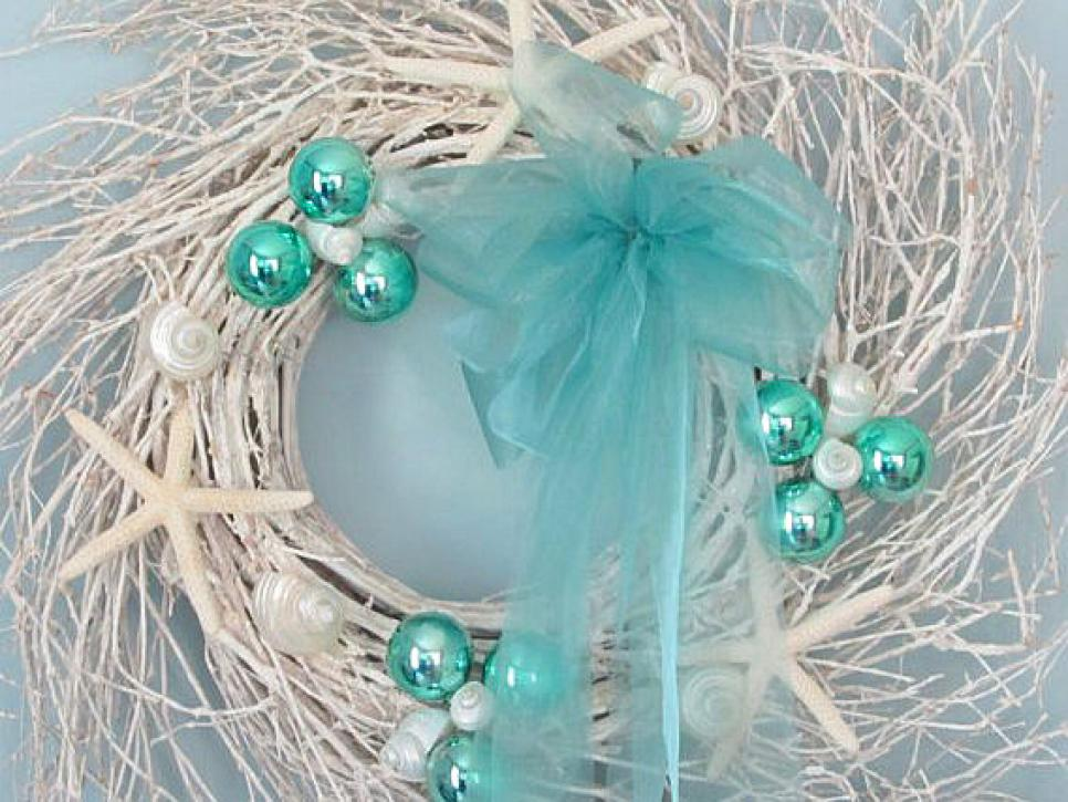 shop this look - Coastal Christmas Decor