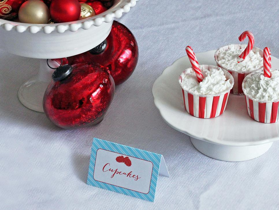 Templates For Customizable Holiday PlaceSetting Cards  Diy