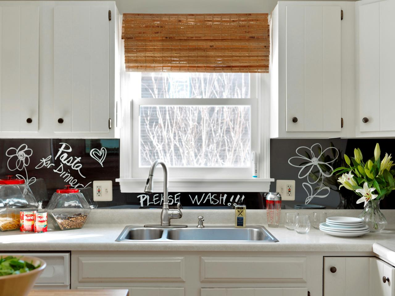 How To Make A Backsplash Message Board