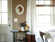 "If you've spent hours filling your ""Window Treatment Ideas"" board on Pinterest and you're still not sure what you want, don't worry. These simple tips will help you find the right window treatments for every room in the house."