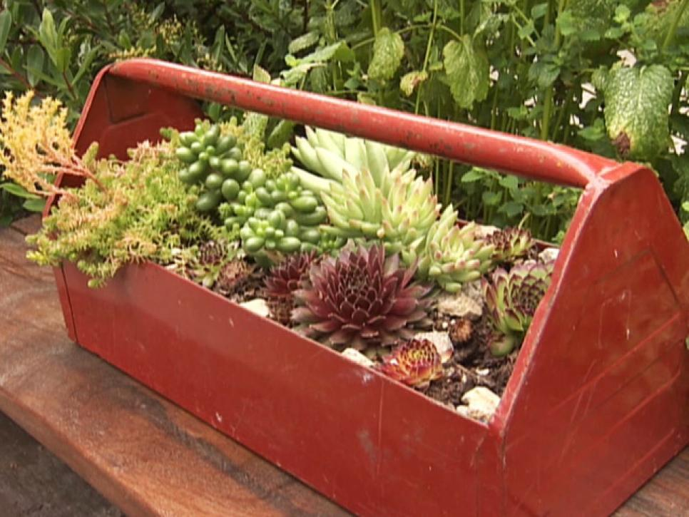 10 unusual and upcycled container gardens diy workwithnaturefo