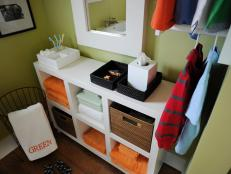 Small Bathroom Storage Solutions 8 Photos