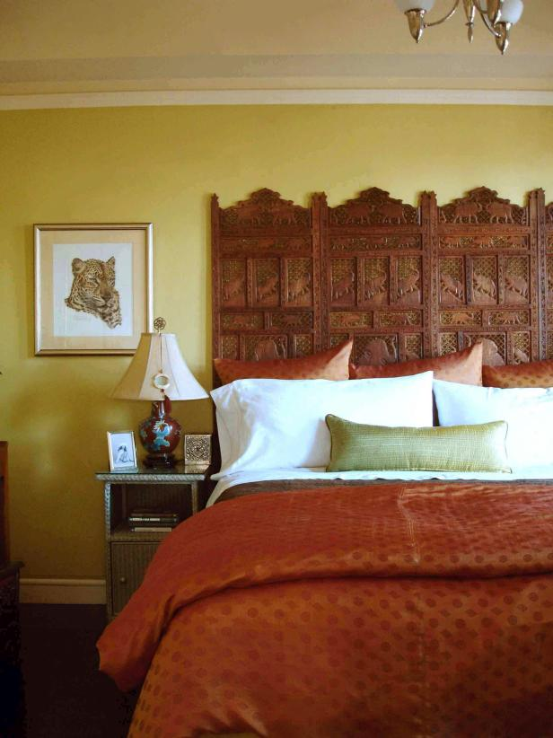 12 creative headboards diy - King size headboard ideas ...