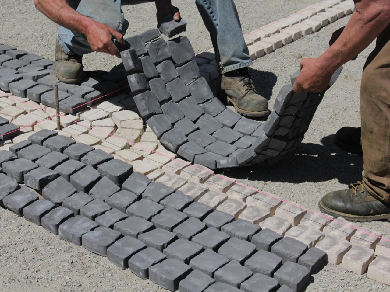 How To Install A Cobblestone System How Tos Diy