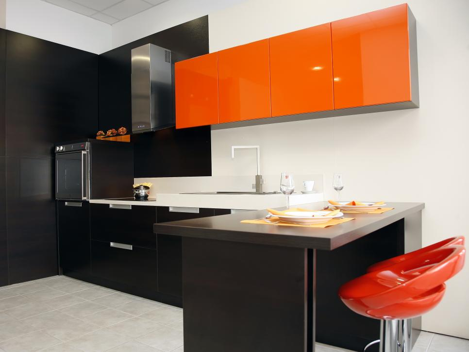 High Gloss Kitchen Doors Colours