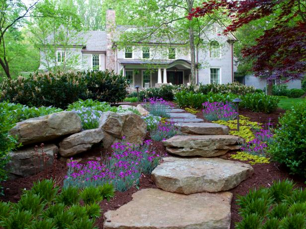 Landscape Design Ideas | DIY