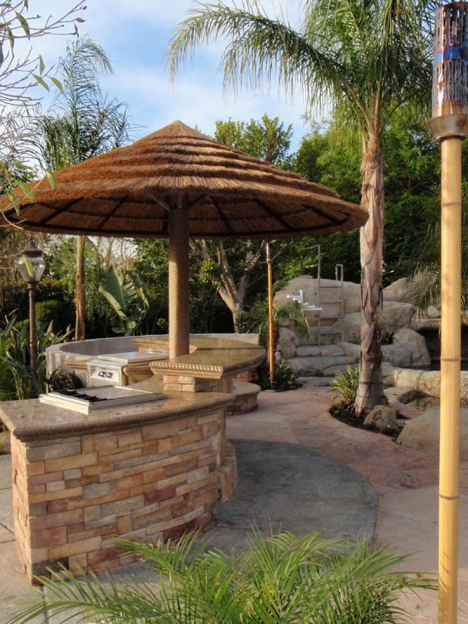 Outdoor Kitchen Ideas | DIY on Patio Kitchen Diy id=90383