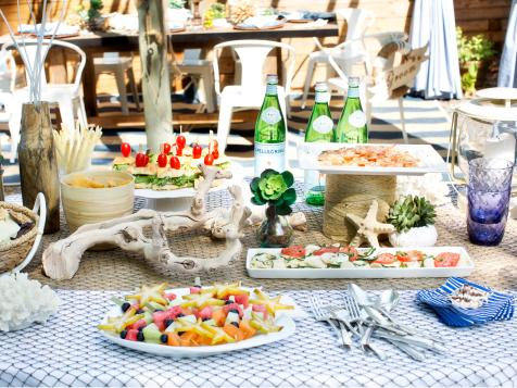 DIY Outdoor Party Ideas and Entertaining Tips