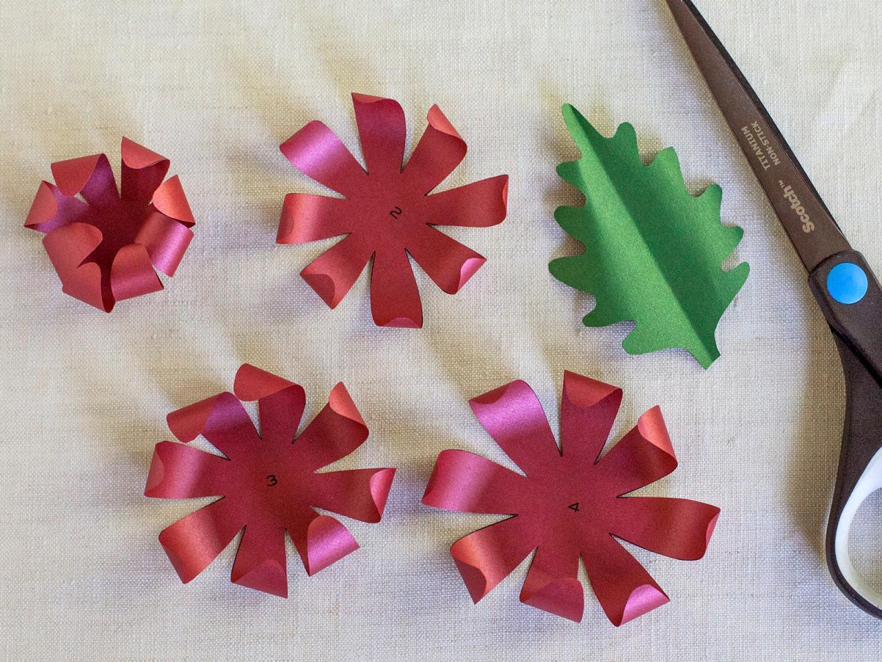 How To Make Paper Mums How Tos Diy
