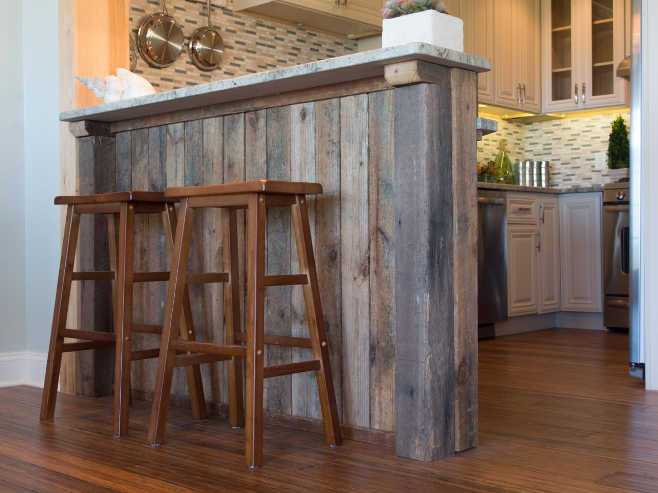 How To Clad A Kitchen Island How Tos Diy