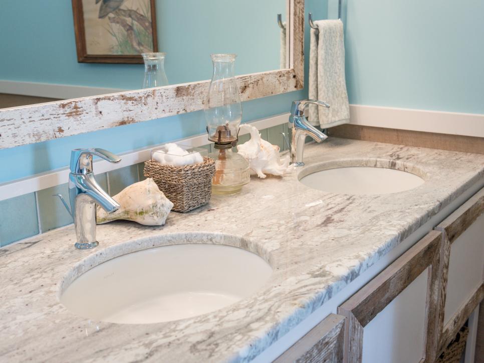 photo by jason kisner - Bathroom Sink Countertop