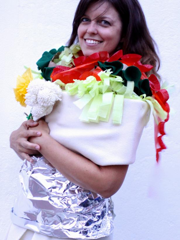 Spicy Burrito Halloween Costume