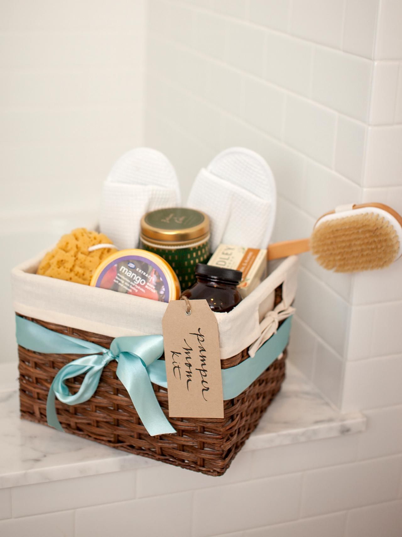 5 Genius Ways To Upcycle An Old Basket HGTVs Decorating