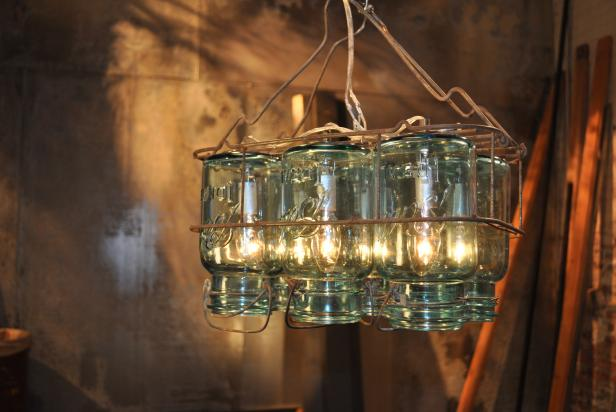 40 Fun Ways To Decorate With Mason Jars And Wine Bottles DIY Custom Jam Jar Decorating Ideas