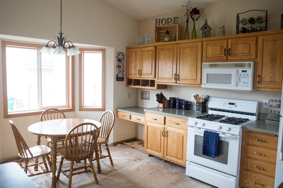 20 Small Kitchen Makeovers By Hosts