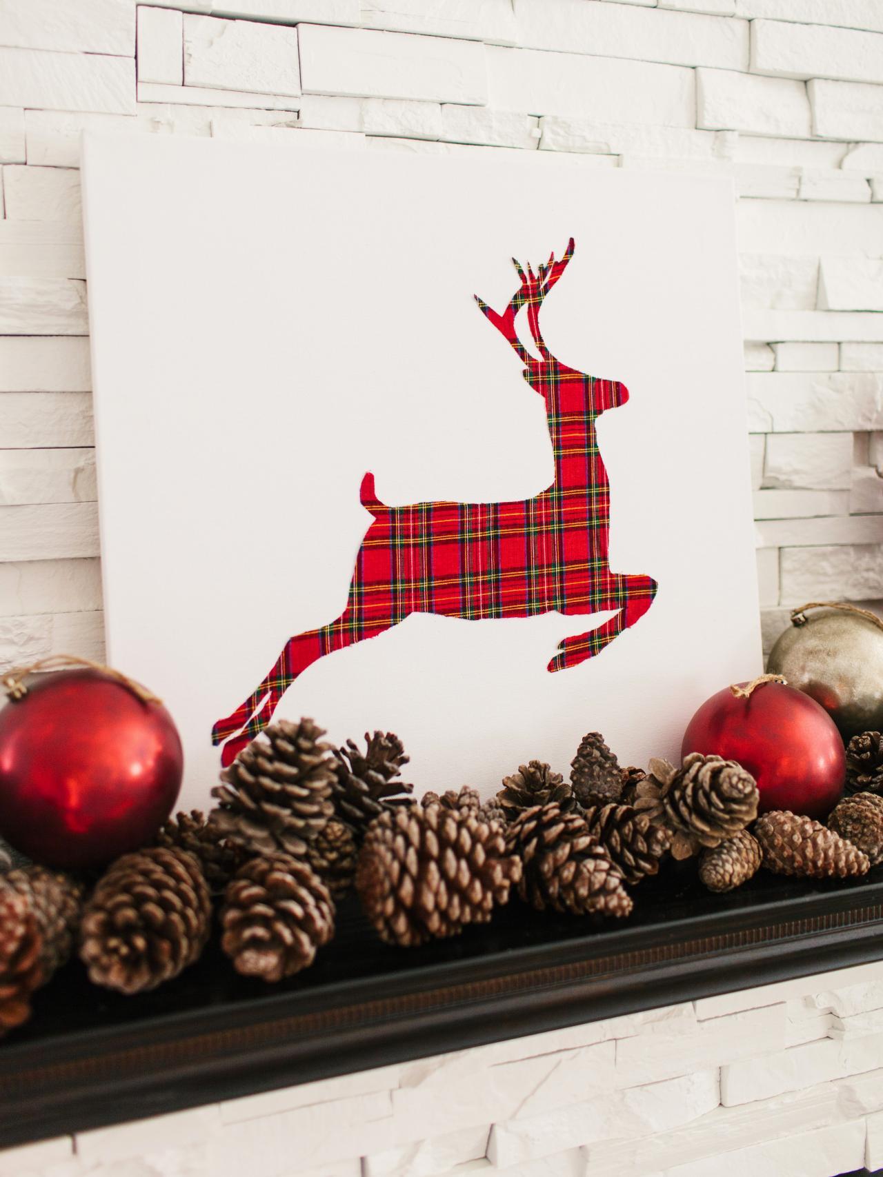 Making Christmas Stocking