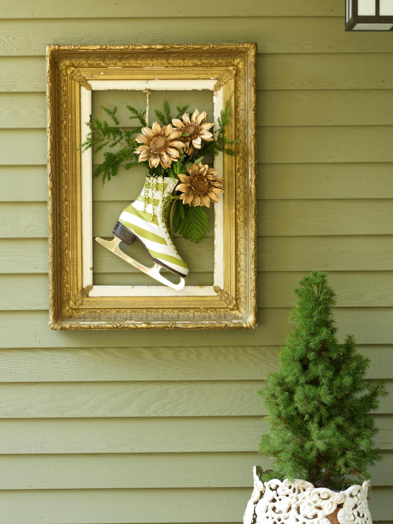 Lovely Outside Wall Decoration Ideas - The Wall Art Decorations ...
