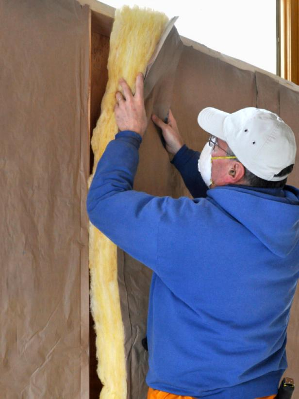 How To Insulate Walls How Tos Diy