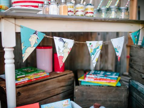 How to Make Party Bunting With Printable Template