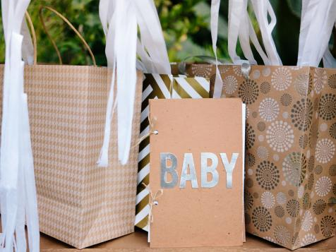 DIY Co-ed Baby Shower Ideas