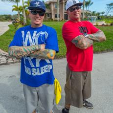 Vanilla Ice And Wes