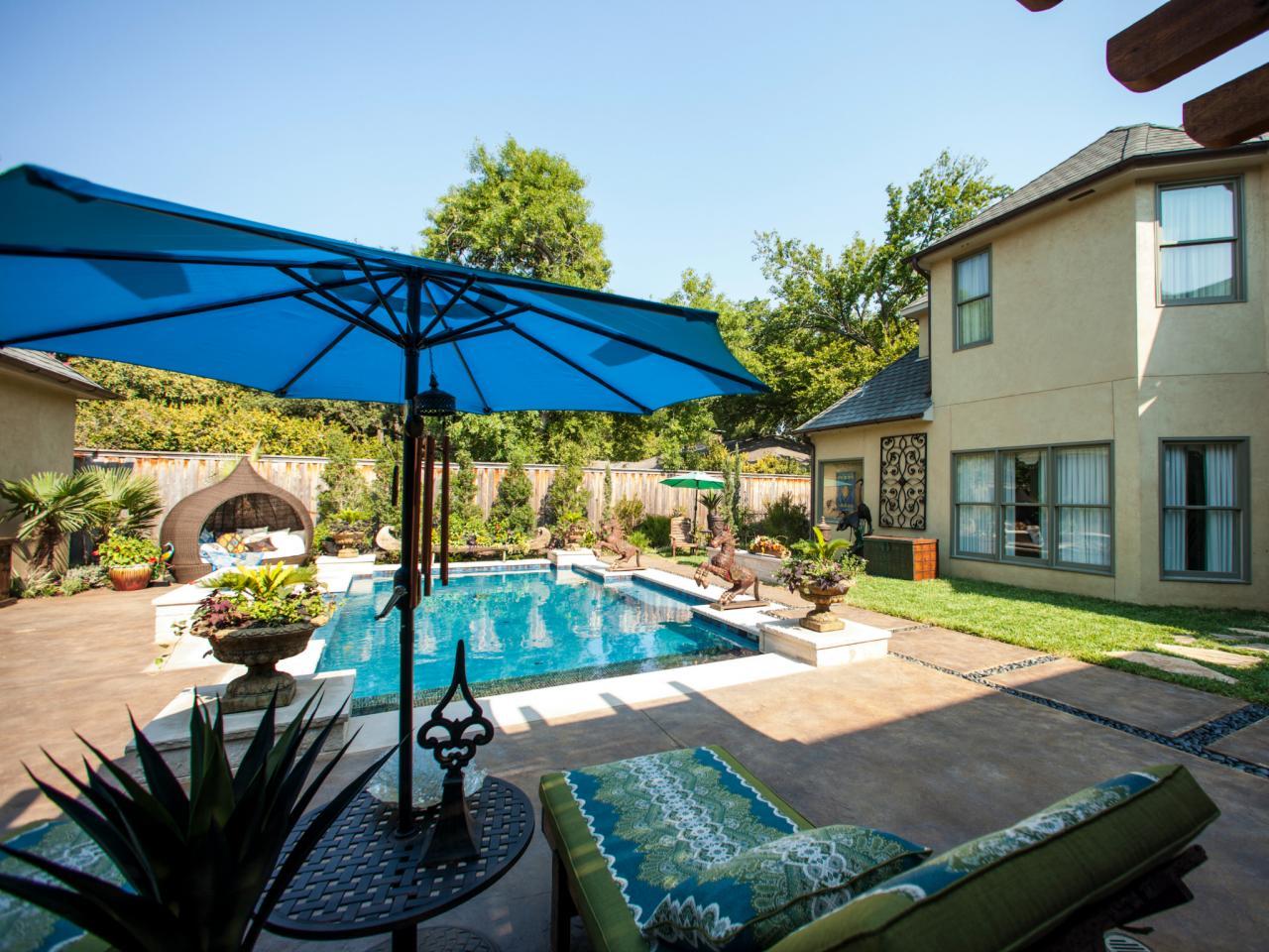 Pool Deck Designs and Options | DIY on Diy Back Deck Ideas id=80568