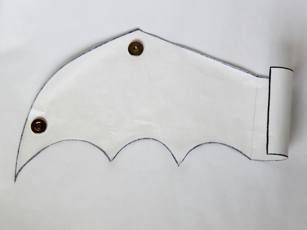 Step 2 : costume bat wings  - Germanpascual.Com