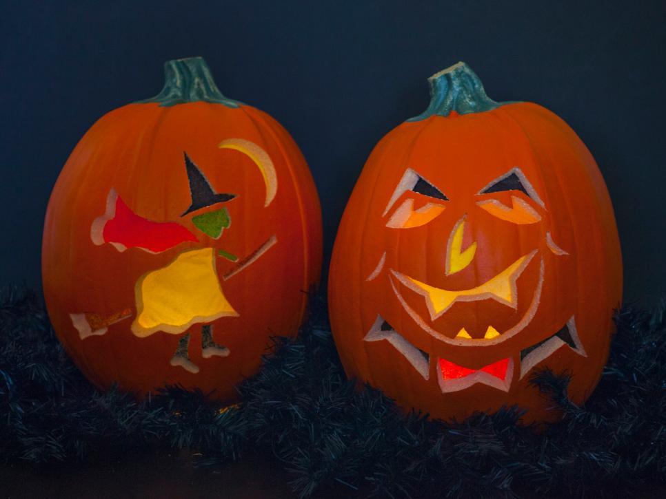 Unique Halloween Pumpkin Decorating Ideas Diy
