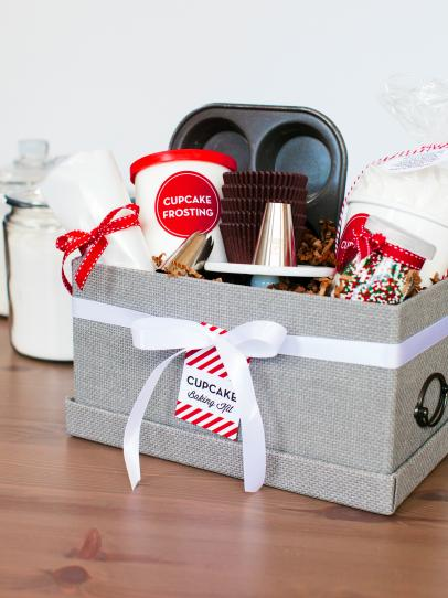 Culinary Gift Basket Ideas Diy