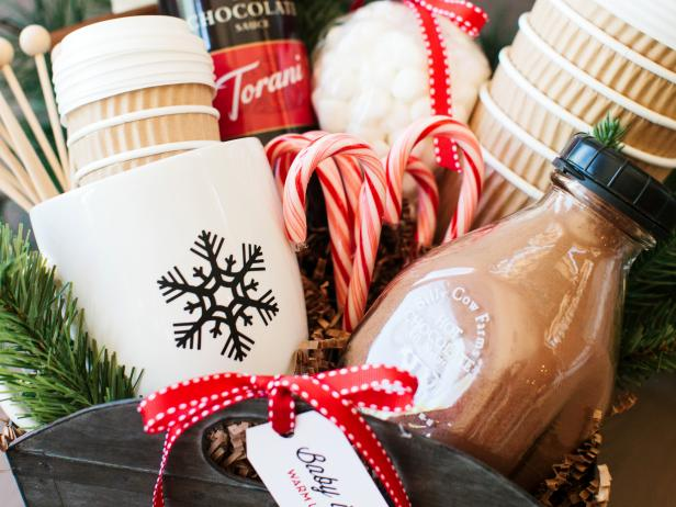 diy gourmet holiday gift baskets