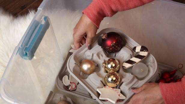 Clever Ways to Store Your Holiday Decor
