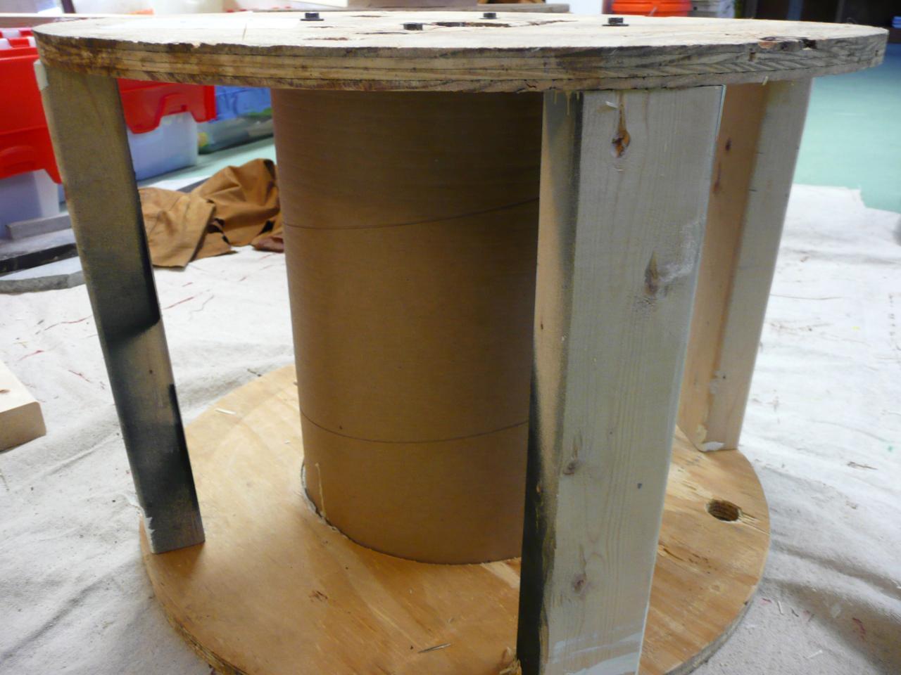 Diy Foot Stool Project How Tos Diy