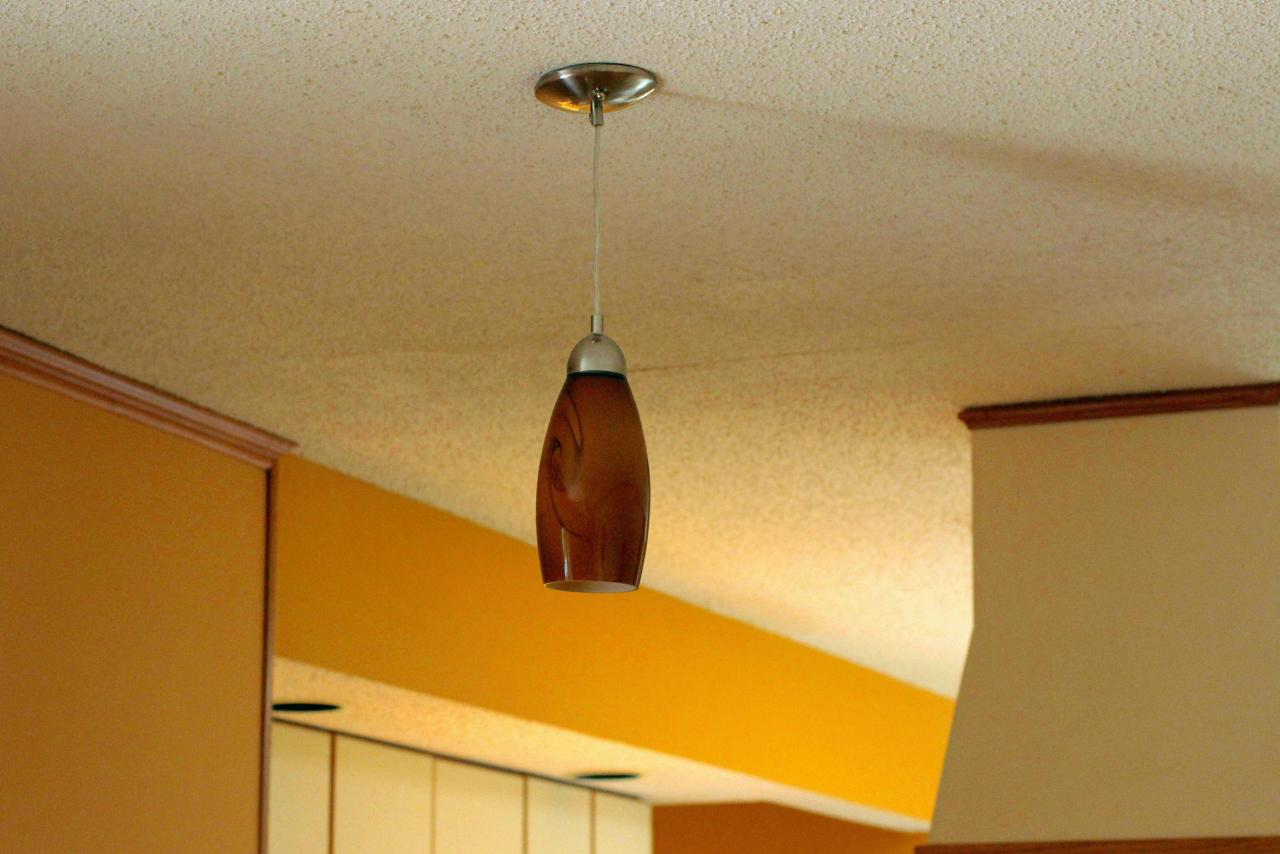 How to Install a Pendant Light - How To Install A Pendant Light How-tos DIY