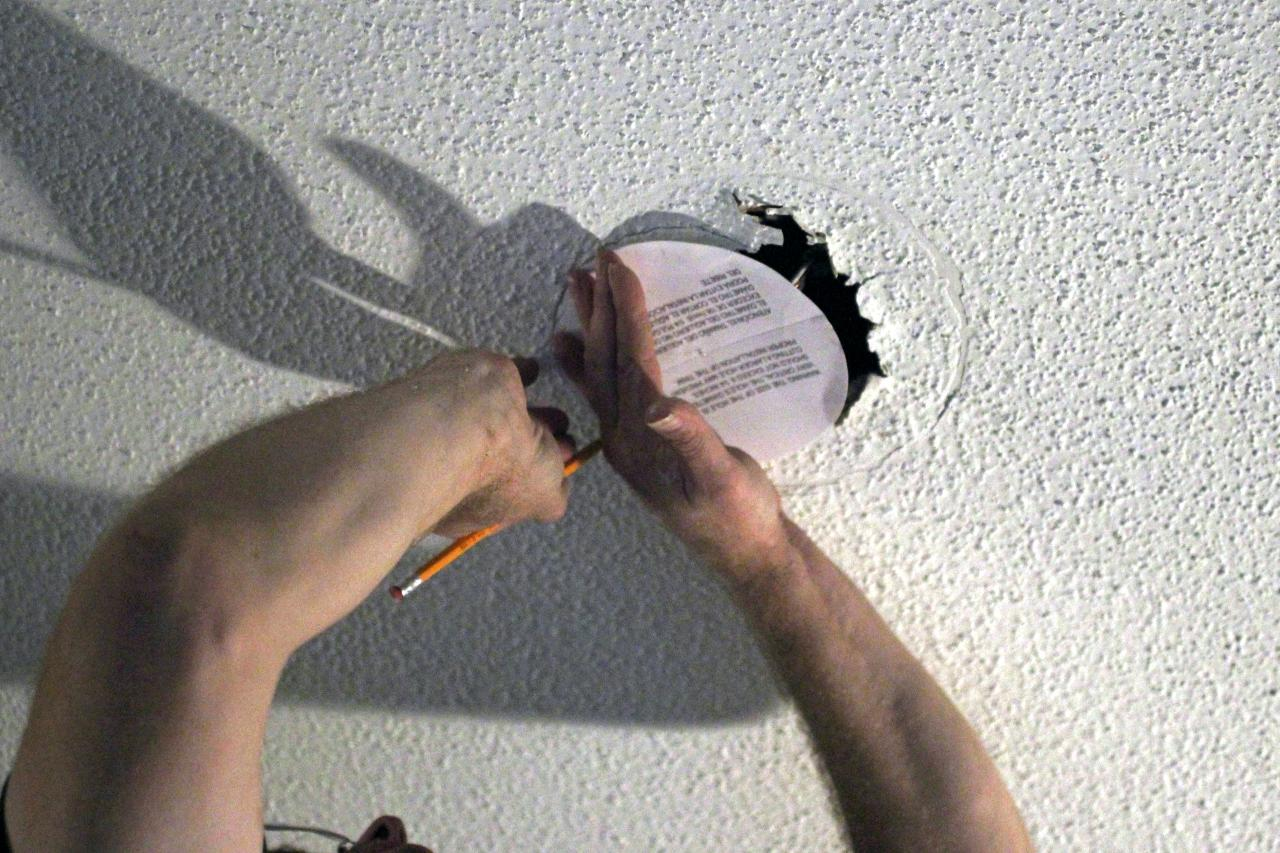 How to Install Recessed Lighting | how-tos | DIY