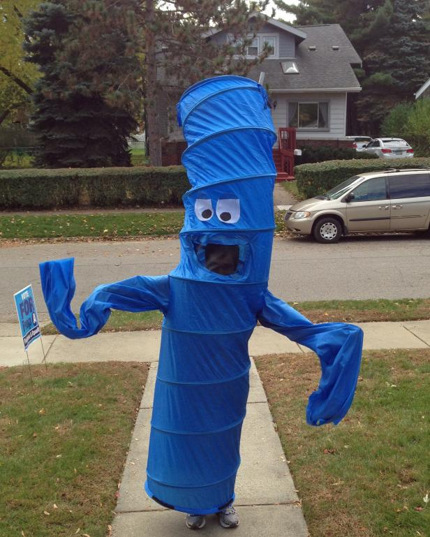 How To Make A Waving Inflatable Arm Flailing Tube Man