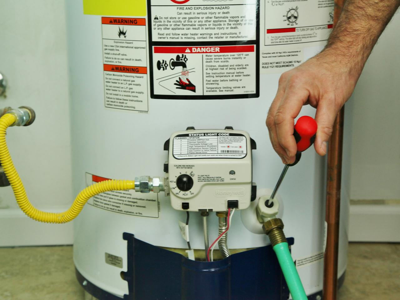 How to drain a water heater how tos diy ccuart Image collections