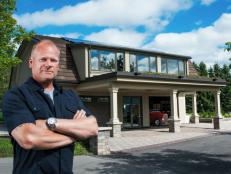 Mike Holmes Personal House